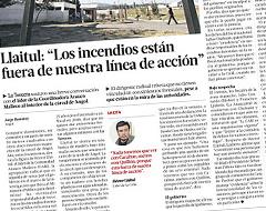 La entrevista publicada por La Tercera