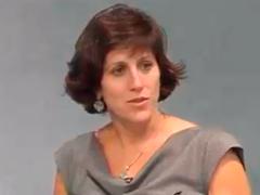 Kelly McBride, una de las conferencistas / Poynter