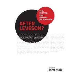 """Portada del libro """"After Leveson?"""""""