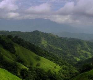 La bella región montañosa de Costa Rica / cyrmanj en Flickr