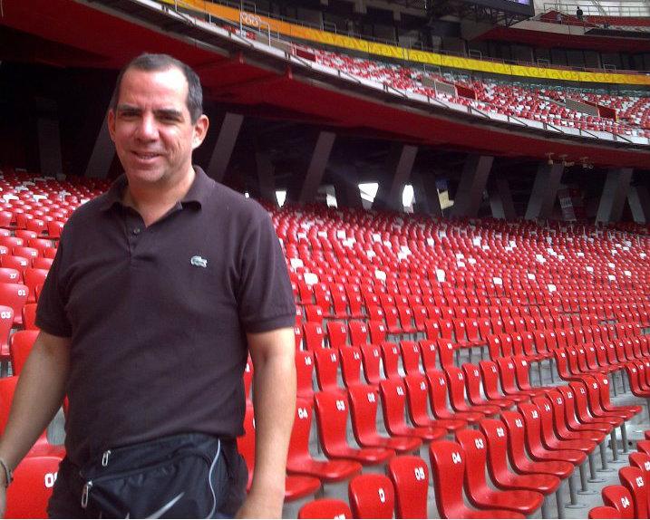 Luis Arturo Henao / Fotografía tomada de facebook.com/luishenaoc