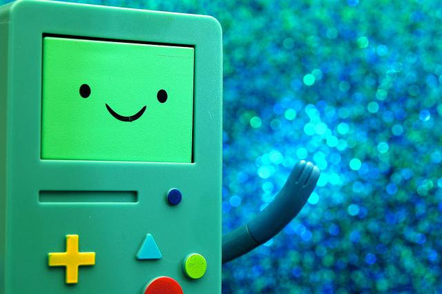 """Fotografía: """"Who wants to play video games?"""" Por JD Hancock en Flickr / Usada bajo licencia Creative Commons"""