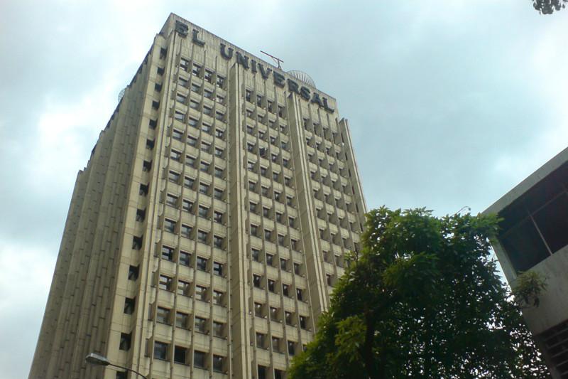 Torre El Universal / Fotografía: Caracas a Pie en Flickr / Usada bajo licencia Creative Commons