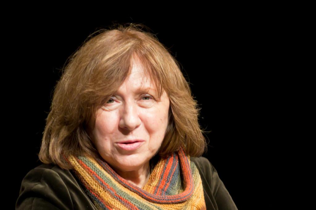 Svetlana Alexievich / Wikimedia Commons