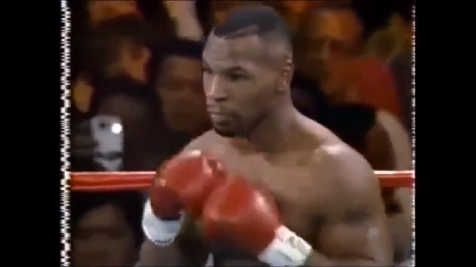 ¿Qué tan cierto es que alguien viajó en el tiempo para ver pelea de Mike Tyson?... ¡Responde el quiz!