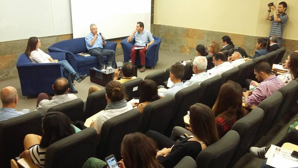 El evento se llevó a cabo en la Universidad EAFIT de Medellín